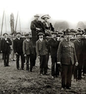 Dunmow Flitch Procession in 1912